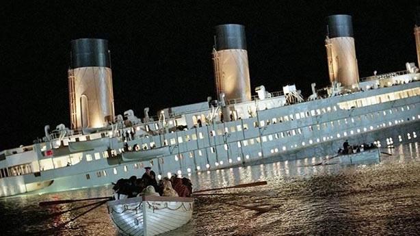 'Titanik' neden battı?