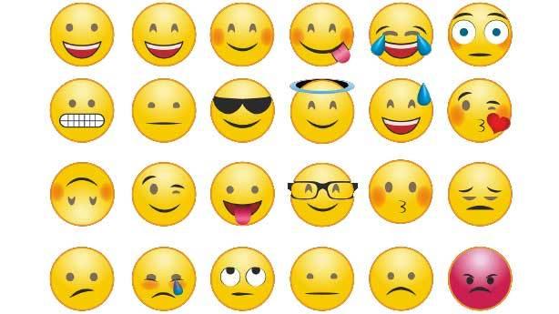 Kullanılan emojilerin gerçek anlamları