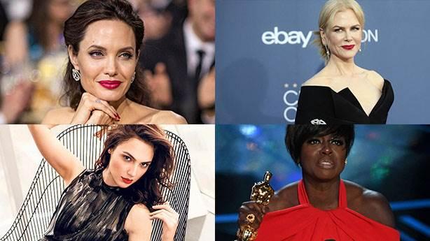 2020'nin en çok kazanan 10 kadın oyuncusu