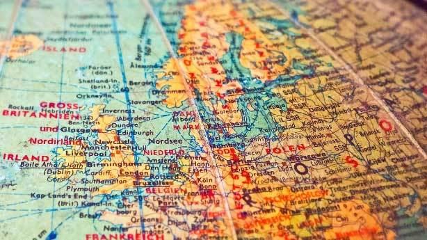 En ilginç haritalar