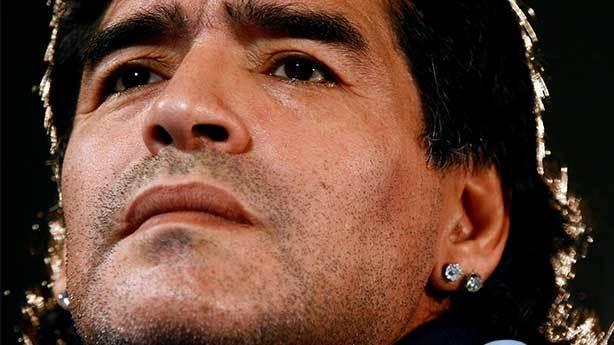 Maradona'nın arkasında bıraktığı hatıralar