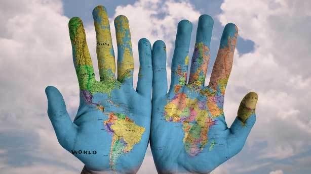 Kıtaların büyüklük sıralaması