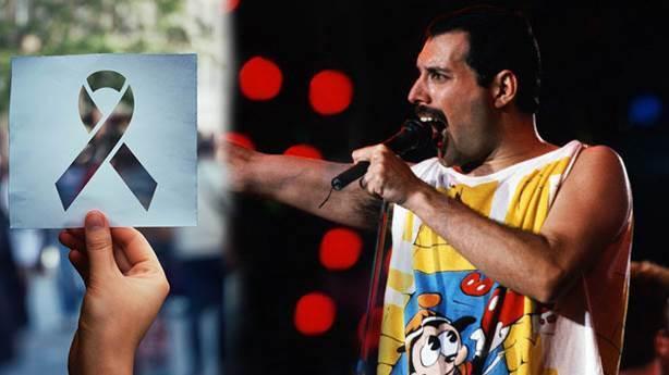 Dünya AIDS Günü ve Freddie Mercury'nin etkisi...