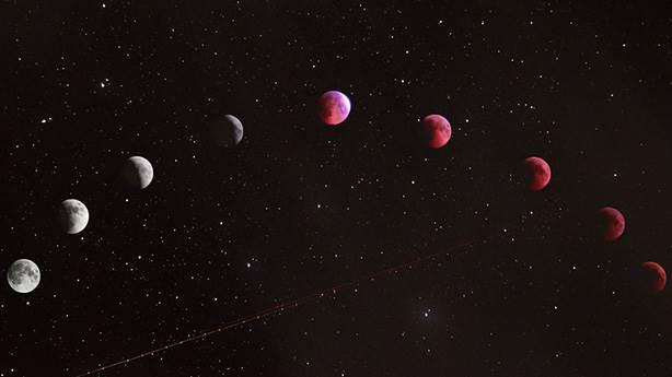 30 Kasım 2020 Ay tutulması ve etkileri