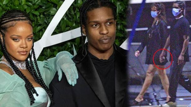 Rihanna aradığı aşkı ASAP Rocky'de buldu mu?