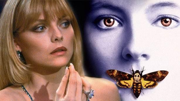 Michelle Pfeiffer neden 'Kuzuların Sessizliği'ni reddetti?