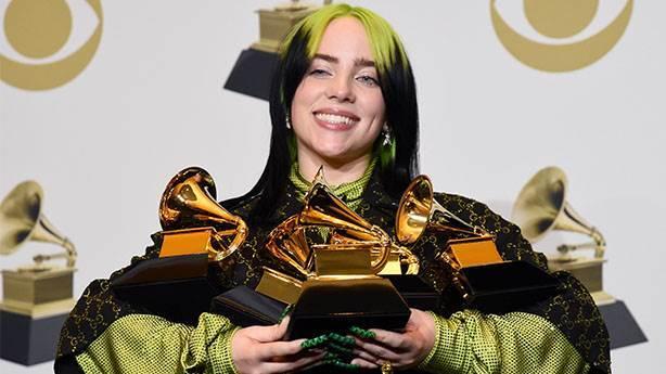 Molatik Fiskos: Billie Eilish, Lady Gaga ve diğerleri...
