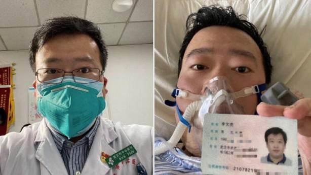 Li Wenliang: Dünyayı Koronavirüs'e karşı uyarmaya çalışan Çinli doktor