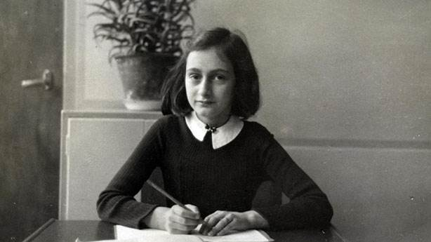 Anne Frank: Günlüğüyle karanlık yıllara ışık tutan kız