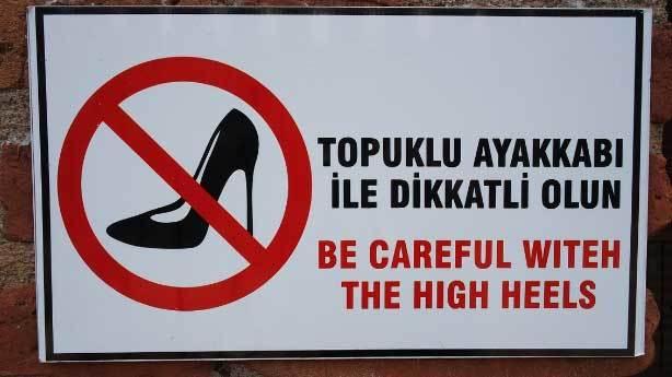 Erkekler neden topuklu ayakkabıya karşı koyamıyor?