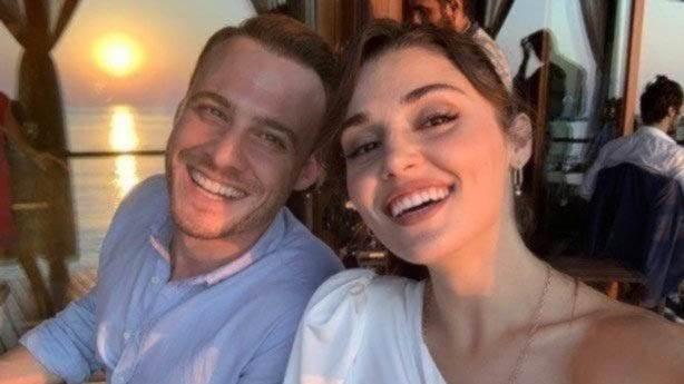 Hande Erçel ve Kerem Bürsin aşkı yürür mü?
