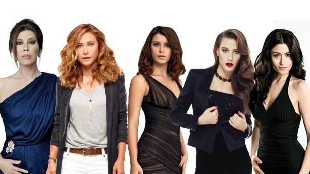 Türk dizilerinin en güçlü kadın karakterleri