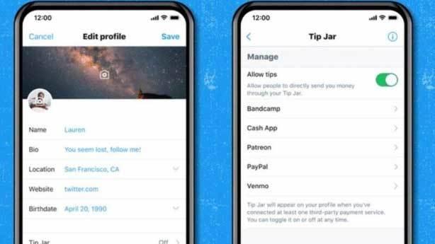 Twitter'ın 'Bahşiş Kutusu' Tip Jar ne işe yarayacak?