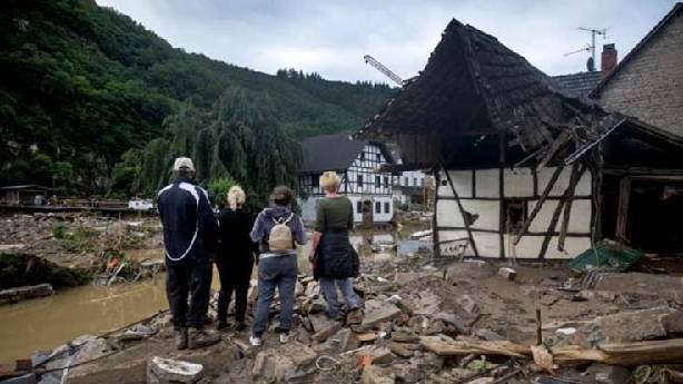 Avrupa sel felaketini tartışıyor: Şimdi ne olacak?
