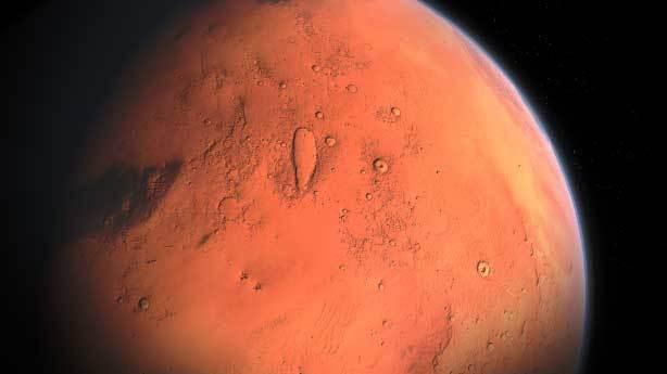Mars hakkında az bilinen detaylar
