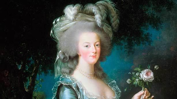 Marie Antoinette'nin ilginç hayatı