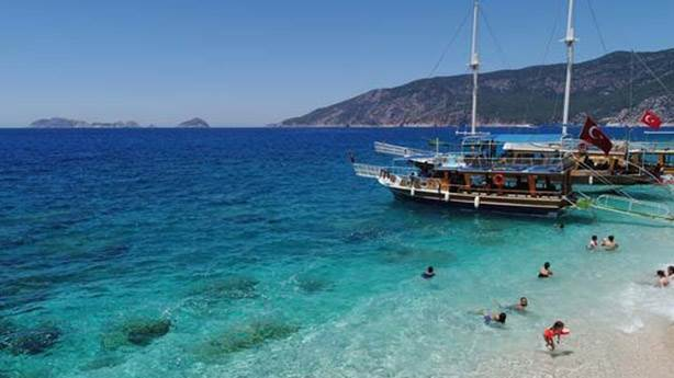 Suluada: Türkiye'nin Maldivler'i