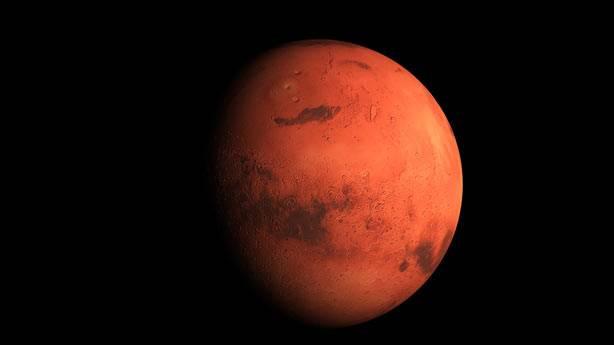Mars'ta gerçekte ne var?