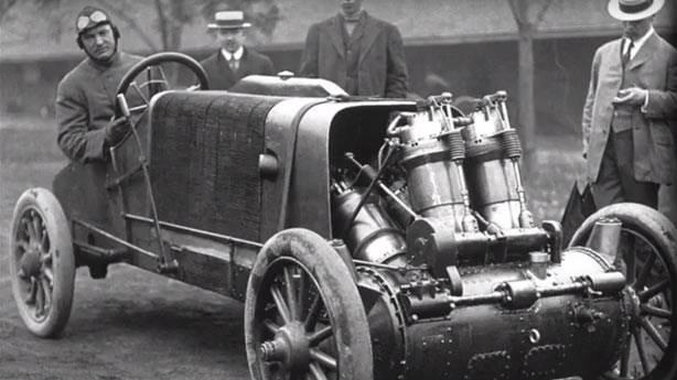 14 yaşında otomobil üretti