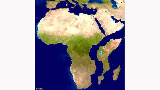 Yeni Afrika kıtası nasıl görünecek?