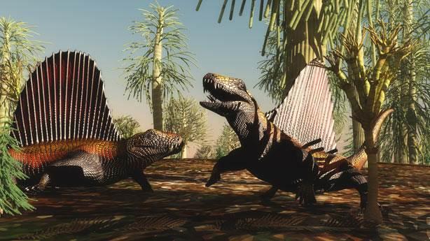 13. Permiyen Dönemi sonu kitlesel yok oluş fosilleri