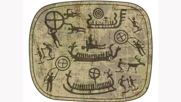 1. Cilalı Taş Devri (M.Ö. 12.000 - 8000)