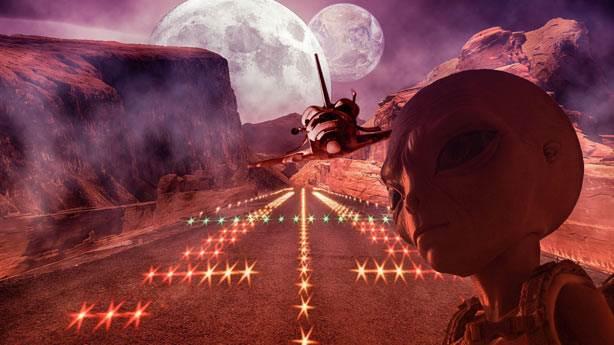 4. Mars gelişmiş bir medeniyete ev sahipliği yaptı