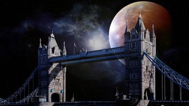 10. Mars, Ay kadar büyük görünecek