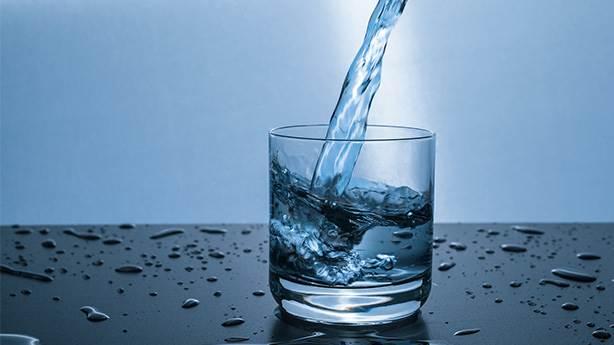 Afiyetle suları içtiler