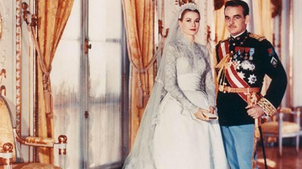 2- Monako Prensesi Grace, 1956