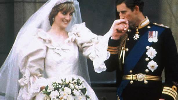 3- Galler Prensesi Diana, 1981