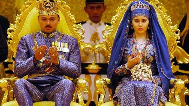 6- Brunei Prensesi Sarah, 2004