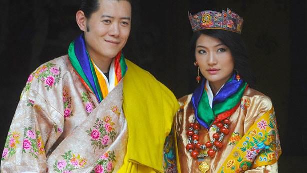10- Bhutan Kraliçesi Jetsun Pema, 2011