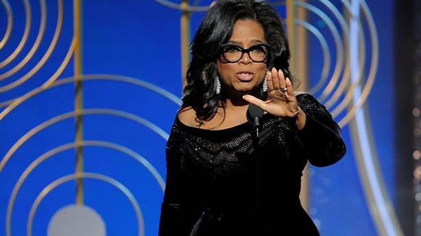 "6- Oprah ""Orpah"" Winfrey"
