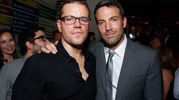 16- Ben Affleck ve Matt Damon aslında akraba