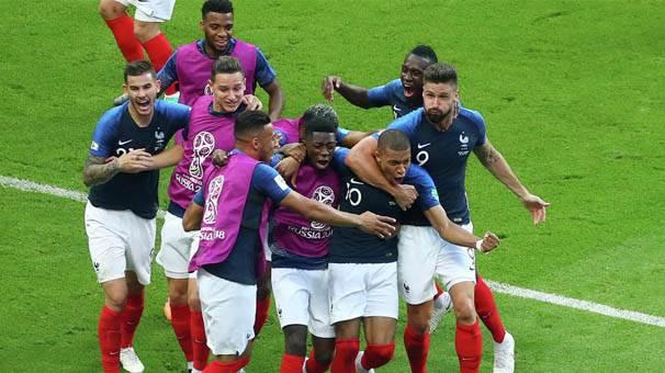 Bölüm sonu canavarı Fransa