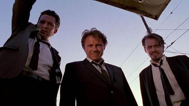 1- Rezervuar Köpekleri (Reservoir Dogs) - Bagaj sahnesi