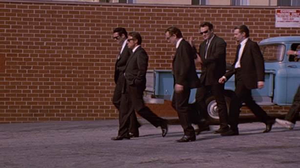3- Rezervuar Köpekleri (Reservoir Dogs) - Yürüyüş