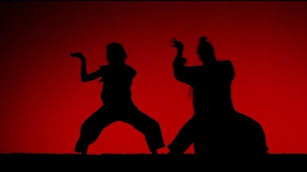 11- Kill Bill - Dövüş antremanı