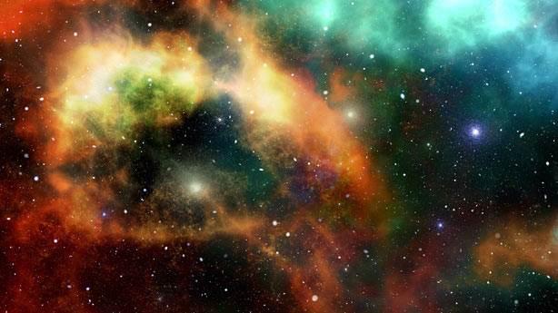 6. 4 milyar ışık yılı uzaklıktaki tuhaf patlamalar zinciri