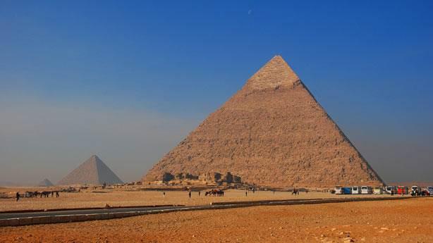 4. Mısır Piramitleri