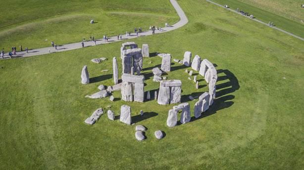 7. Stonehenge