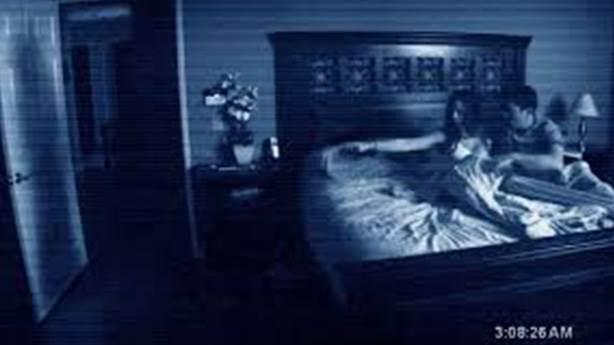 5- Paranormal Activity, 2007, IMDB Puanı: 6.3