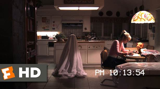 10- Paranormal Activity 3, 2011, IMDB Puanı: 5.8