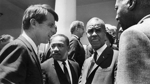 1964 yılında Nobel Barış Ödülü aldı