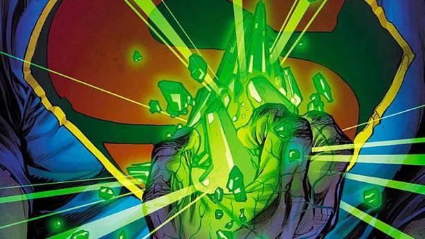 6. Kriptonit, Superman'in tek zaafıdır