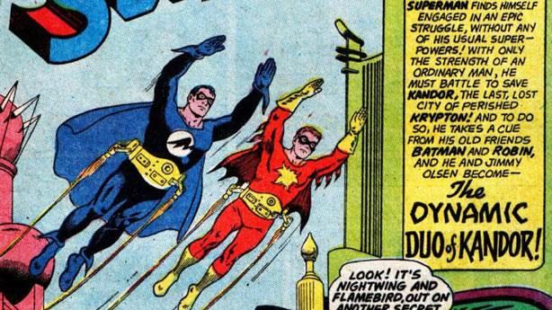 9. Clark Kent Superman'dir ve Superman Clark Kent'tir