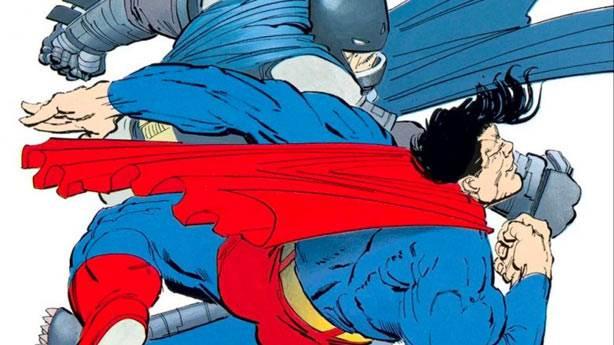 10. Batman ve Superman birbirinden nefret eder