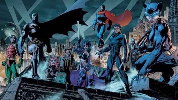 1. Batman yalnızlığı sever
