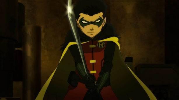 8. Batman'in tek çocuğu Robin'dir